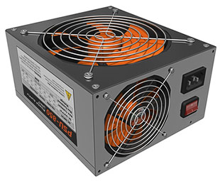 two fan power supply