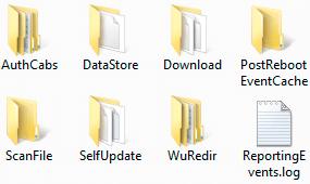 Зачем нужна папка SoftwareDistribution в Windows ...