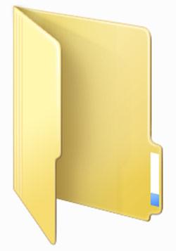 папки картинка