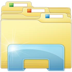 иконка windows explorer