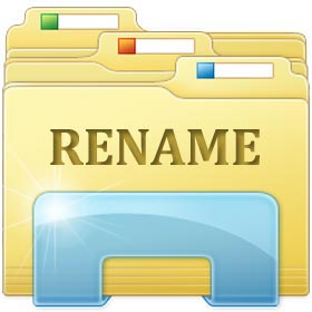 windows explorer rename icon